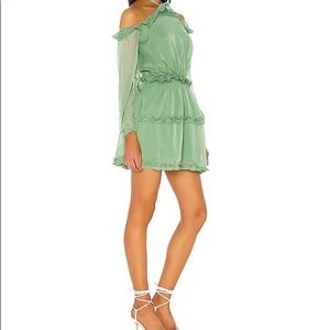 Tularosa Dresses - Tularosa Donna Dress in Mint NWT XS